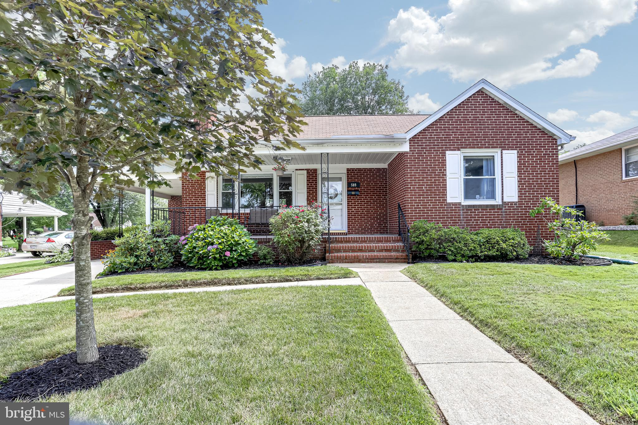 509 OAK GROVE ROAD, LINTHICUM HEIGHTS, MD 21090