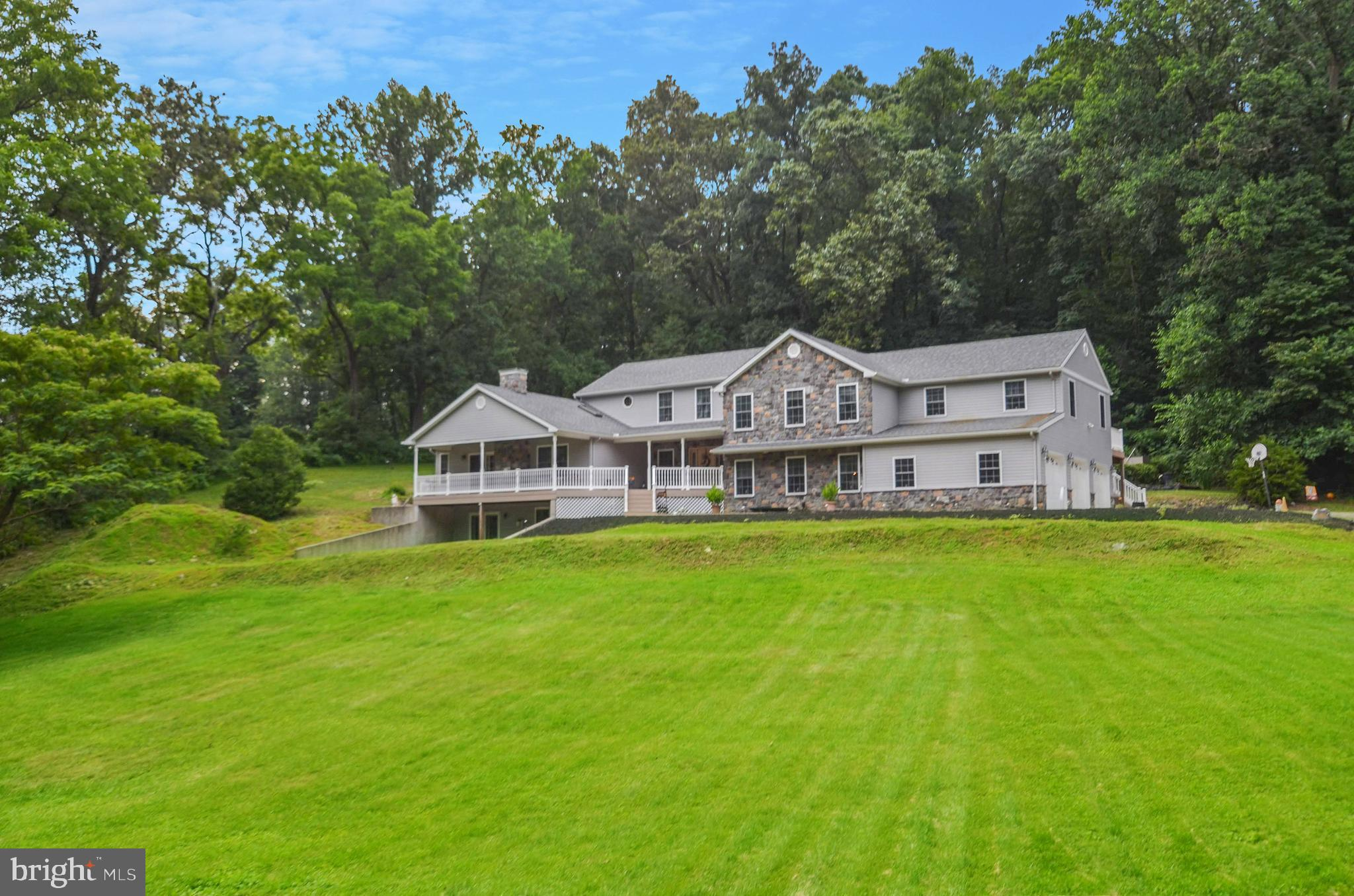 7920 CHESTNUT HILL CHURCH ROAD, COOPERSBURG, PA 18036