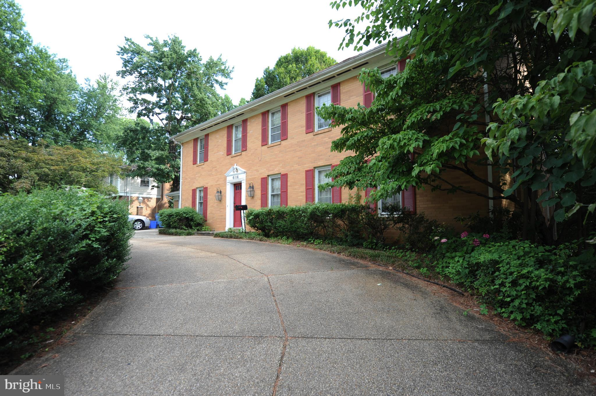 6116 HIGHBORO DRIVE, BETHESDA, MD 20817