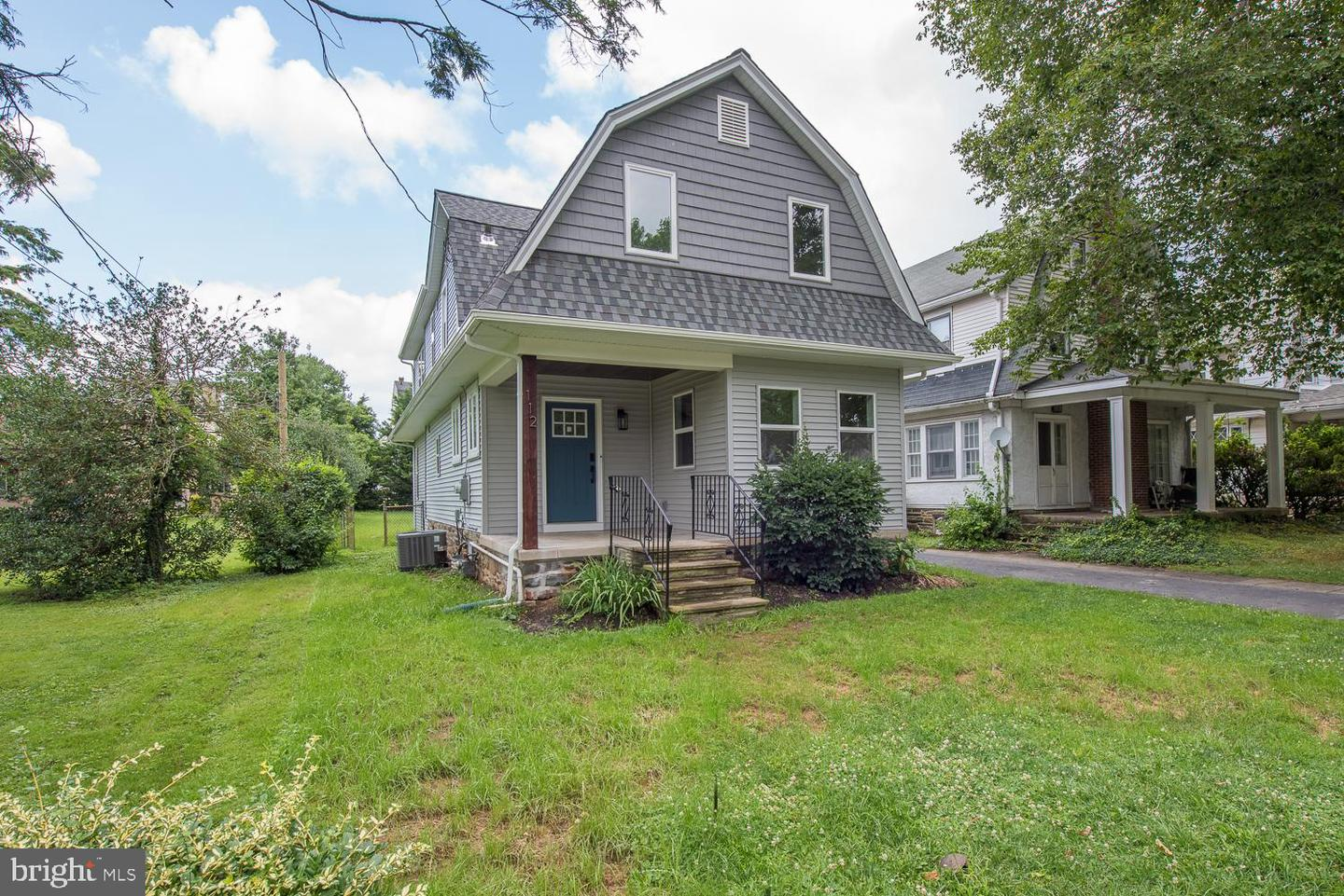 112 Sutton Road Ardmore, PA 19003