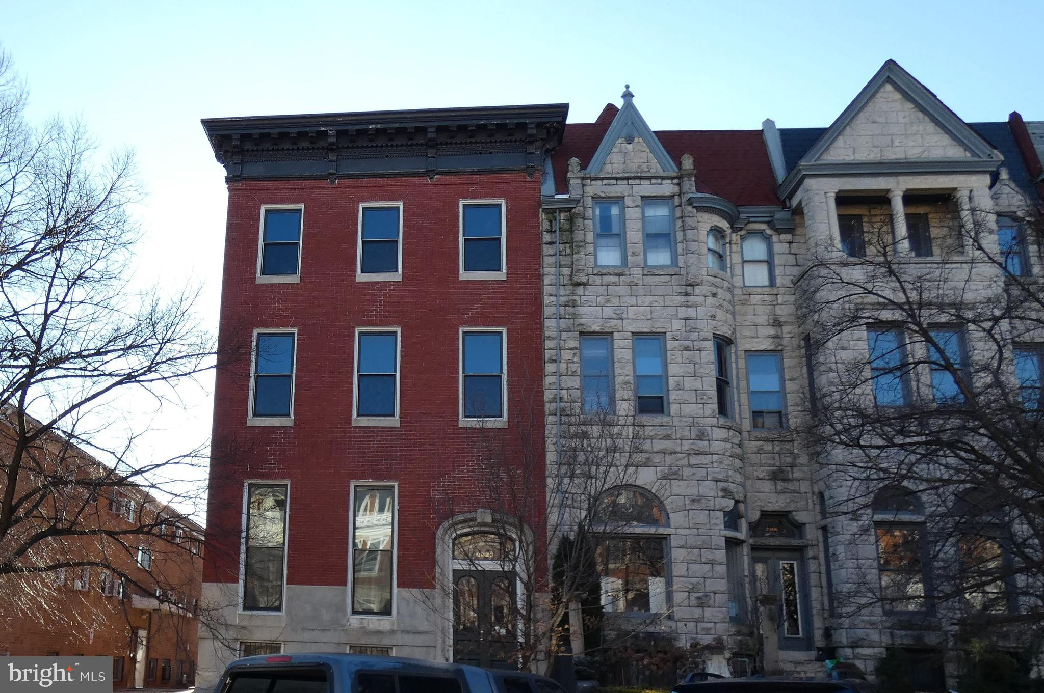 2304 EUTAW PLACE, BALTIMORE, MD 21217