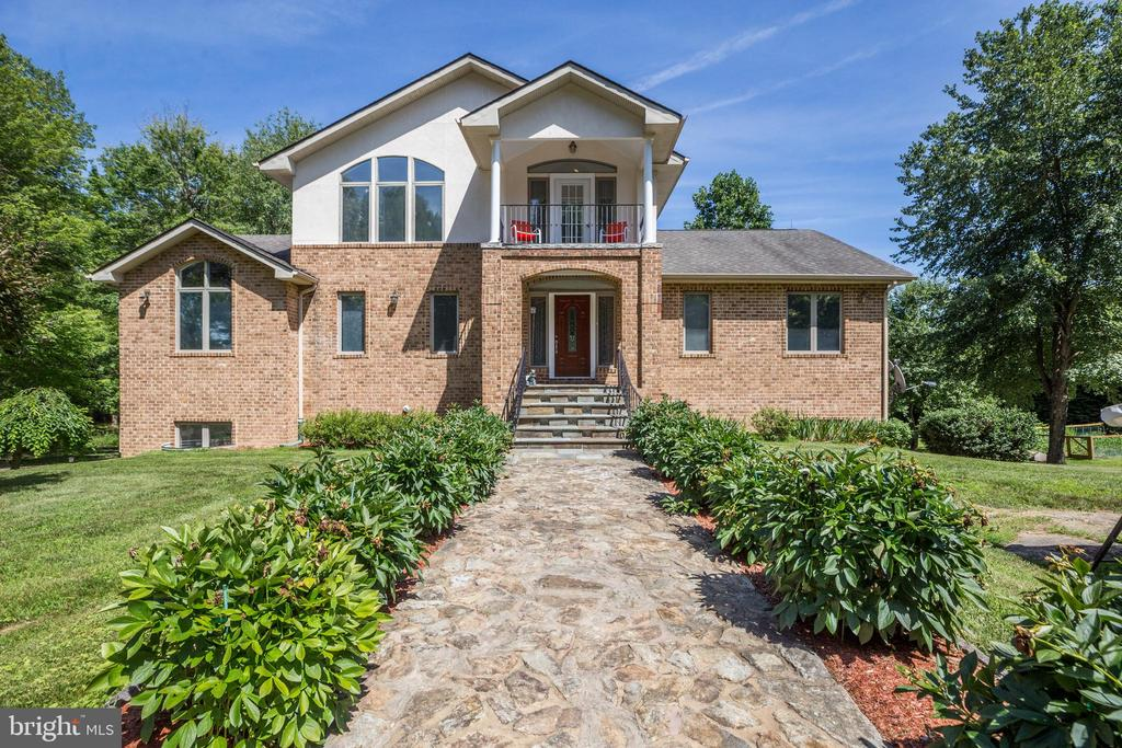 7340  LITTLE RIVER LANE, The Plains in FAUQUIER County, VA 20198 Home for Sale
