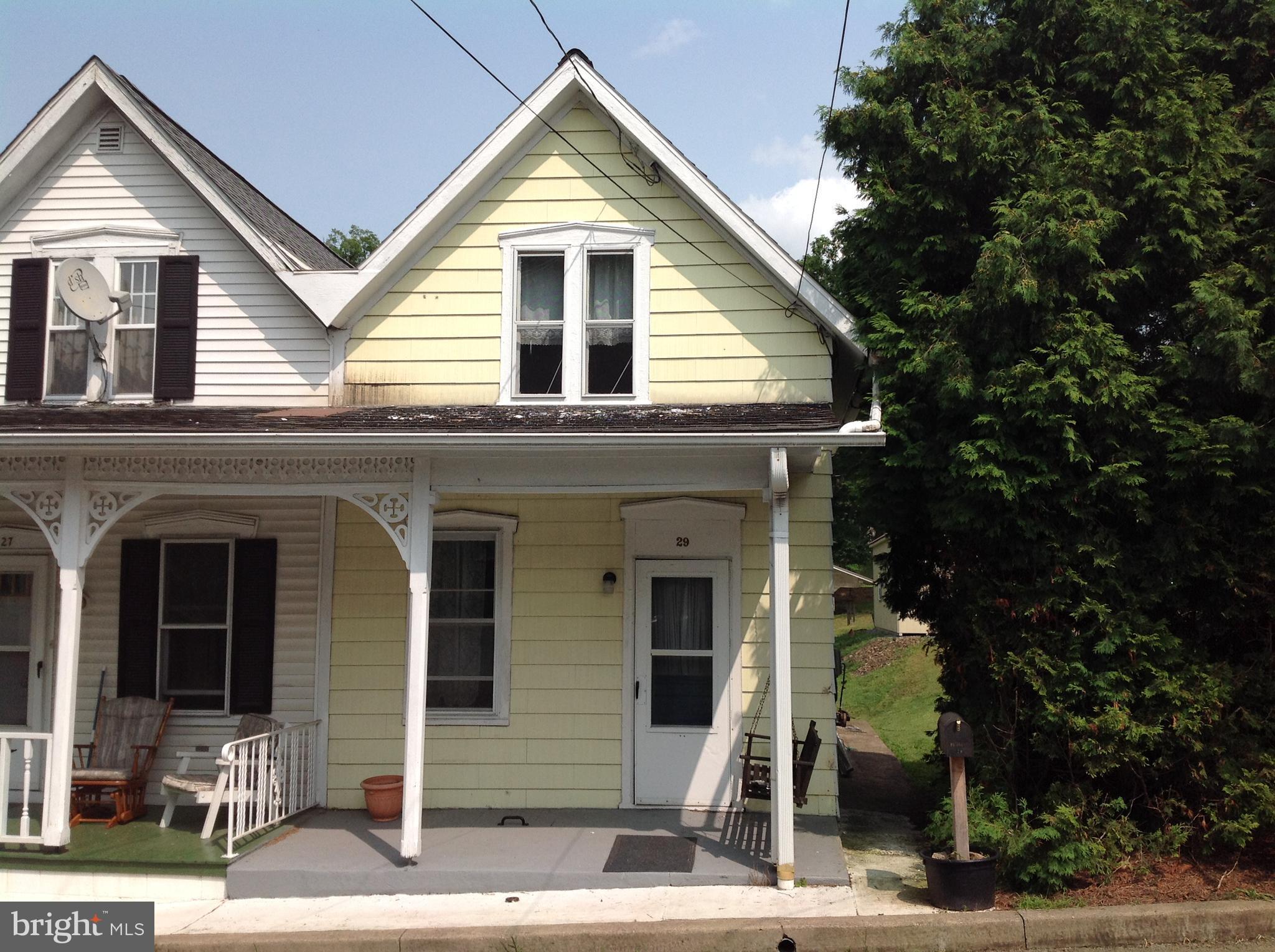 29 S MOORE STREET, ELIZABETHVILLE, PA 17023