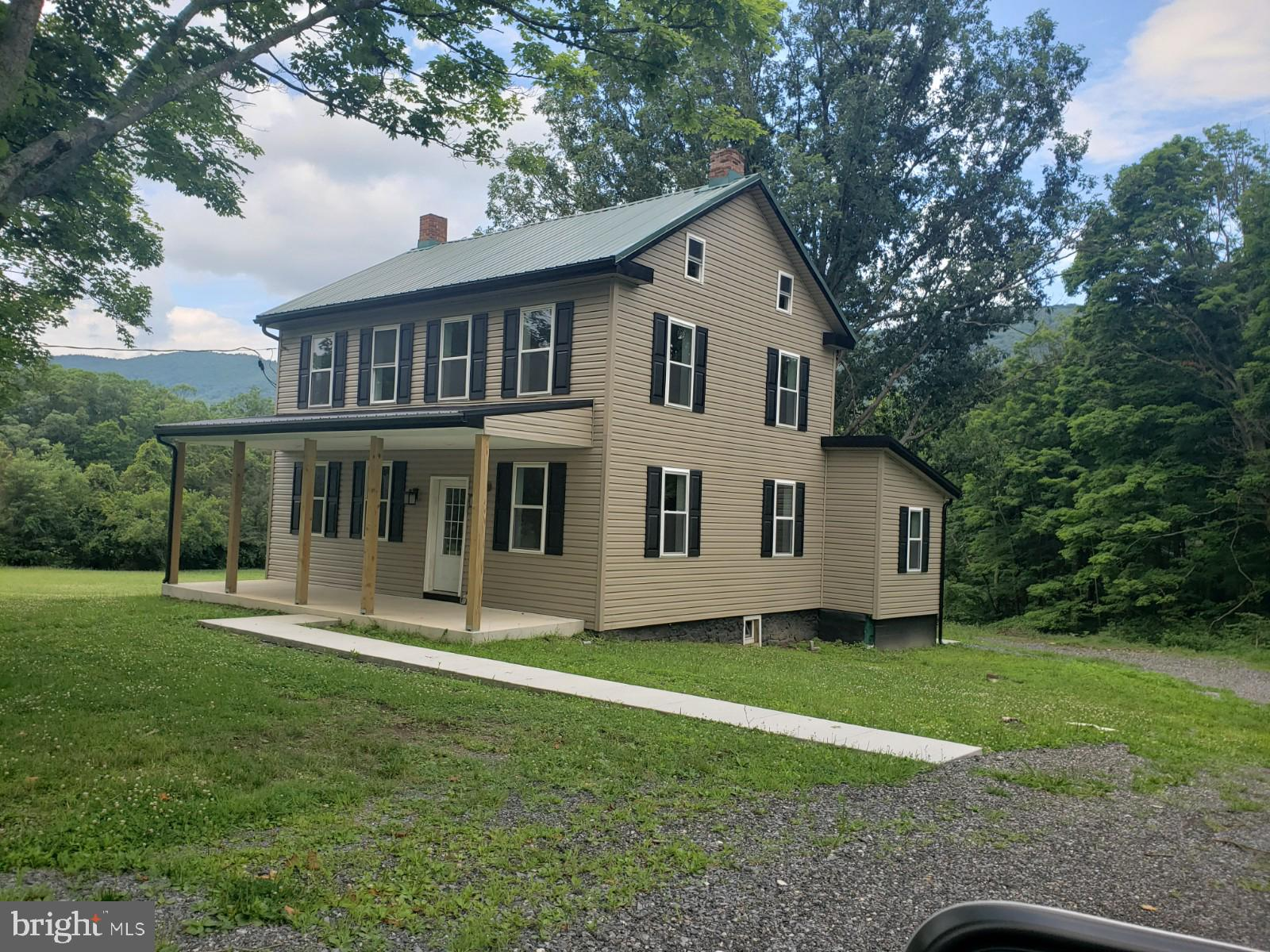 3262 PATH VALLEY, FORT LOUDON, PA 17224