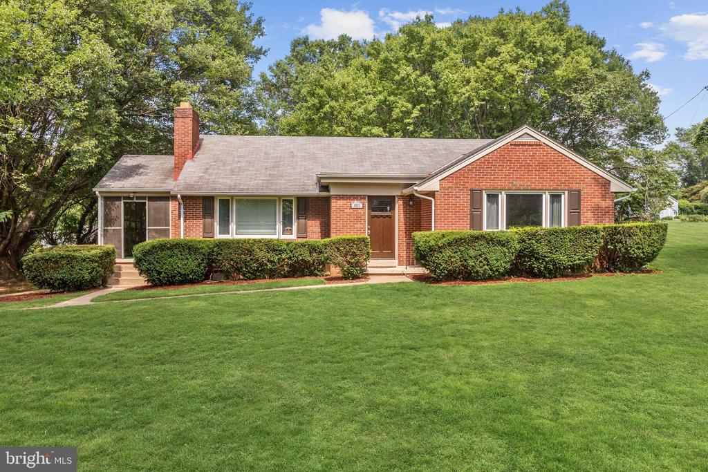 601  FOXCROFT ROAD 20186 - One of Warrenton Homes for Sale