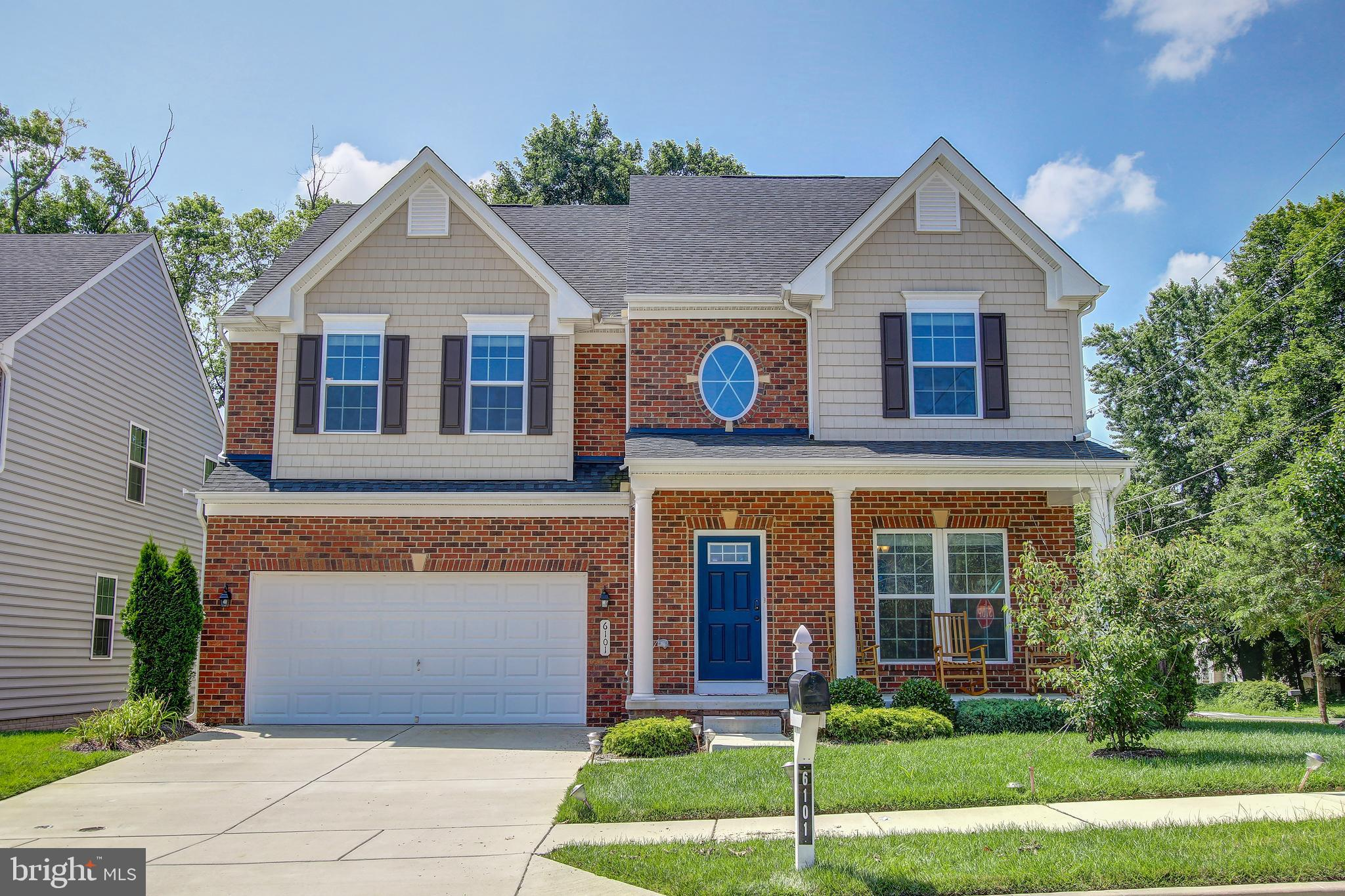 6101 PALATINE AVENUE, CAPITOL HEIGHTS, MD 20743