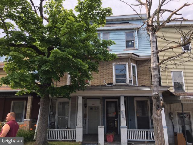 629 W PINE STREET, SHAMOKIN, PA 17872