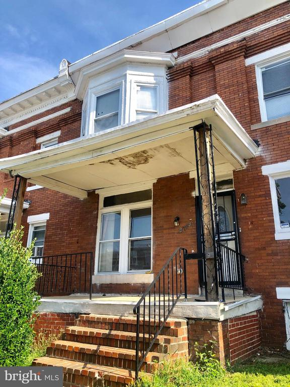 "Great Opportunity to own or invest in Baltimore. Buyers and/or Investors wanted for this single family home. Spacious 3 bed, 1.5 bath property. Seller is motivated and seeking potential buyers. Property being sold in ""as-is"" condition and in need of TLC."