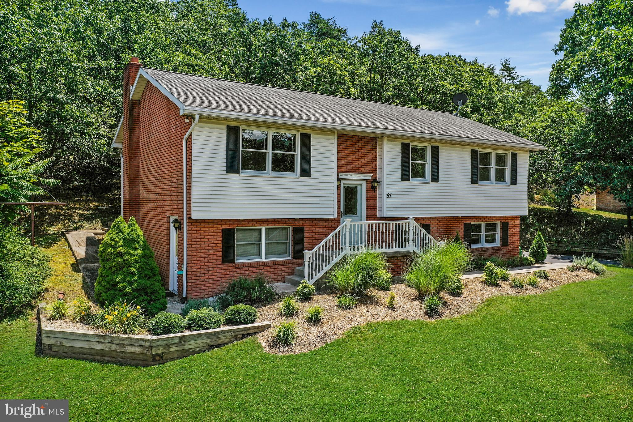 57 DAVY LANE, WILEY FORD, WV 26767