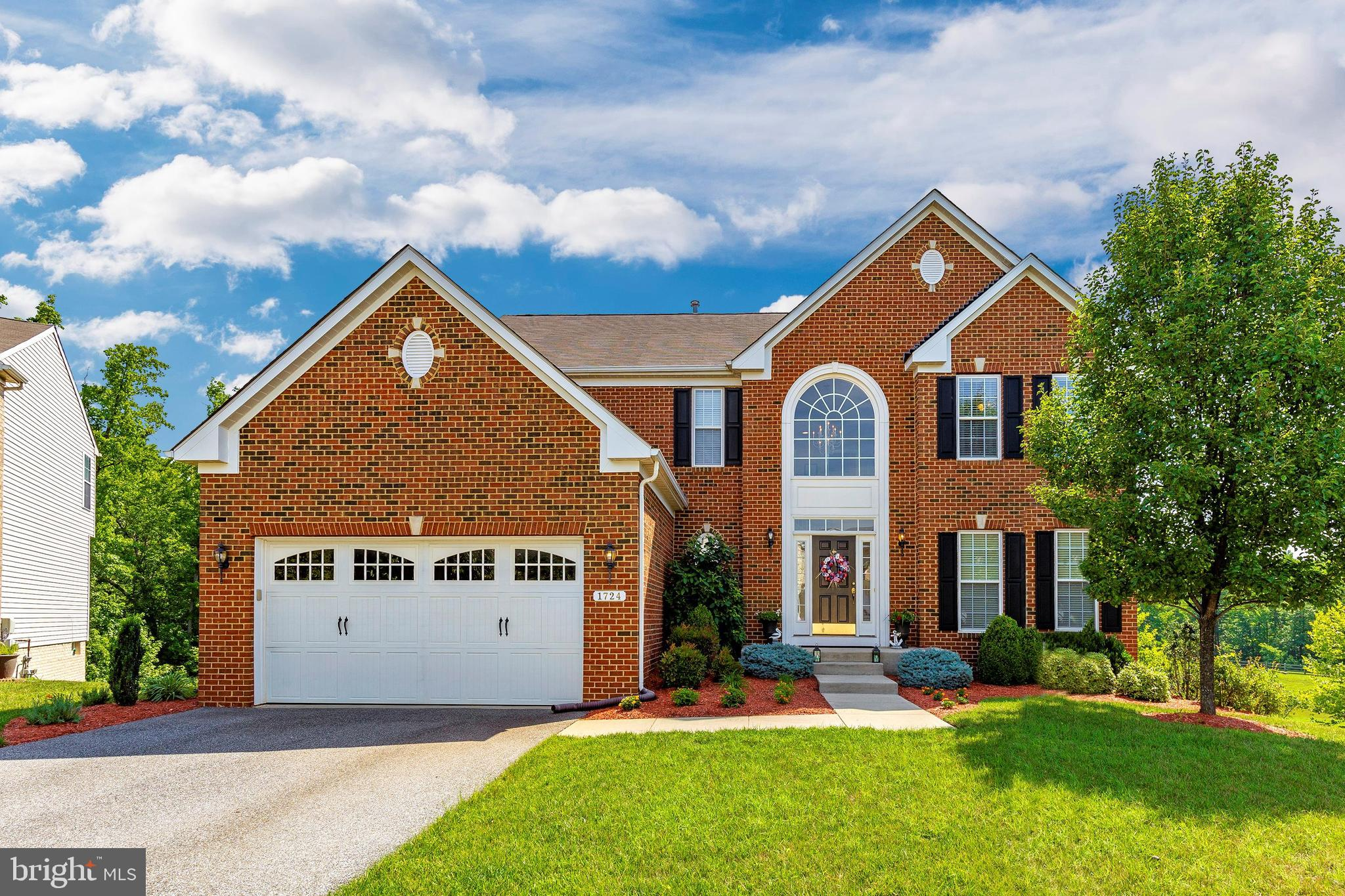1724 ALLERFORD DRIVE, HANOVER, MD 21076
