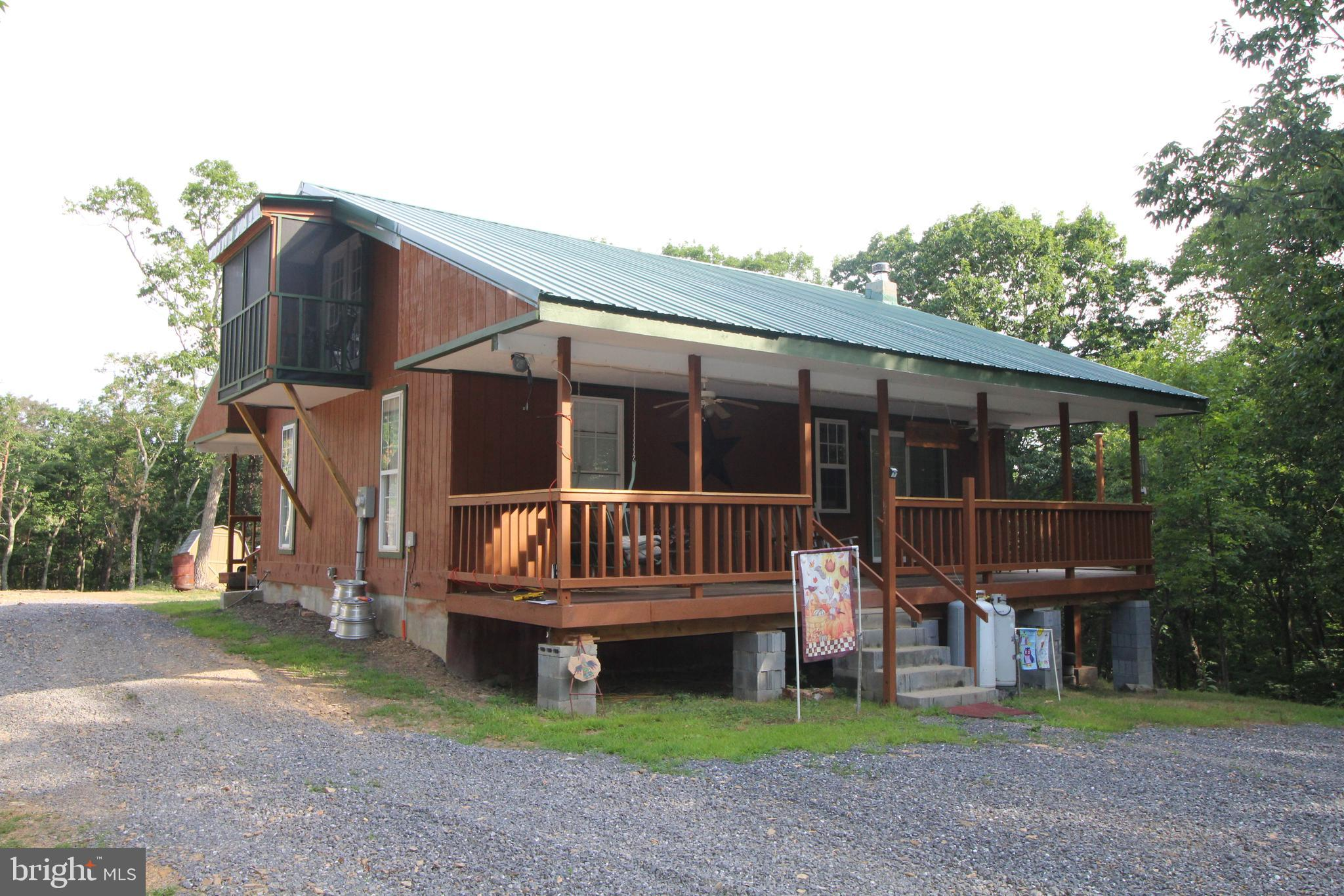 555 YELLOW PINE DRIVE, WARDENSVILLE, WV 26851