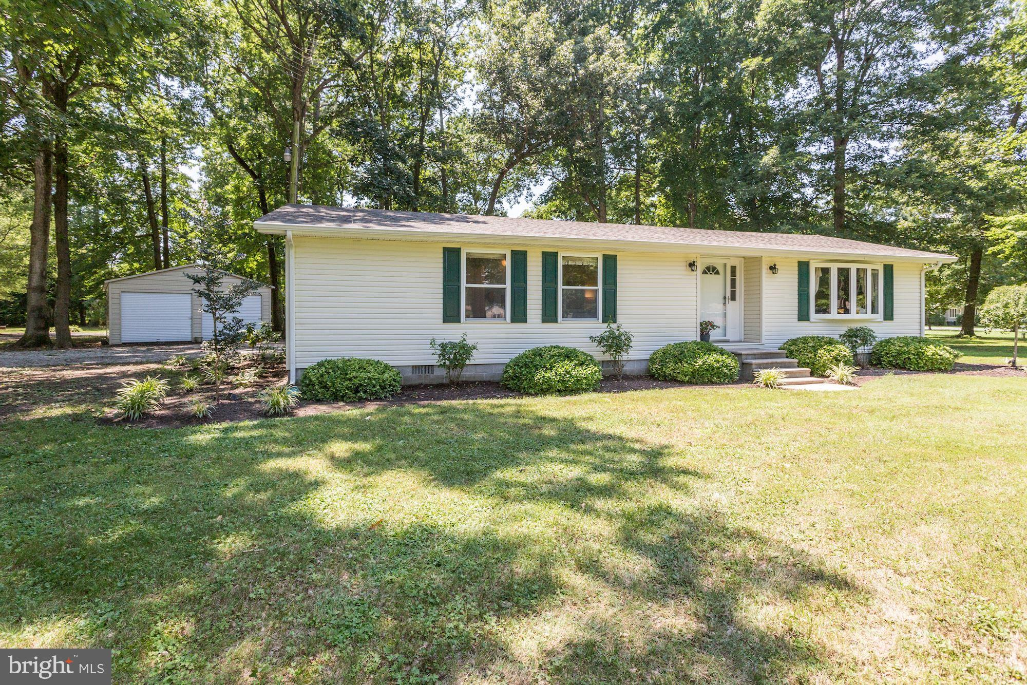 3309 WOODLAND ACRES ROAD, EAST NEW MARKET, MD 21631