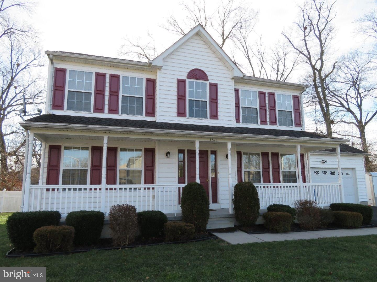 1511 MADISON COURT, BRISTOL, PA 19007