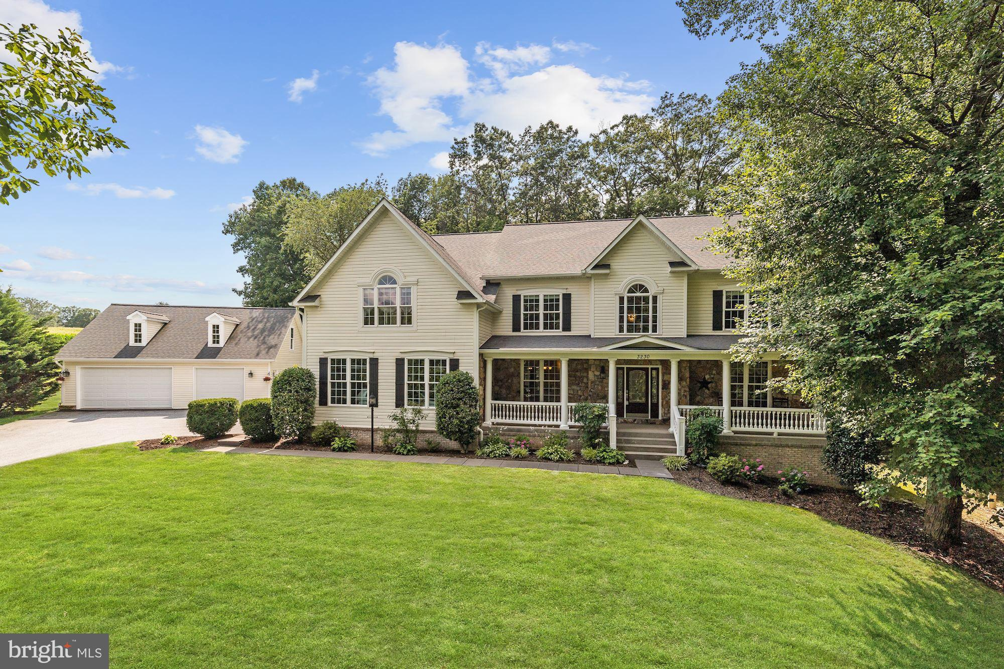 3230 SIDETRACKED DRIVE, NEW WINDSOR, MD 21776