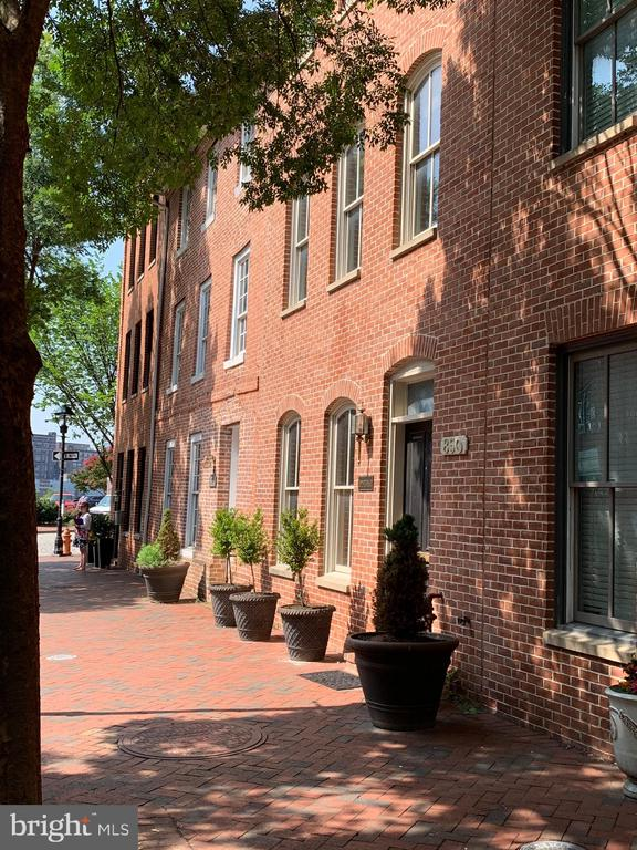This residence is ready for your contractor, owner  has cleared the way and got CHAP approval begun. Seller has architectural plans for Residence or for commercial/residence.  Beautiful location right in heart of Fells Point on beautifully  appointed     street.