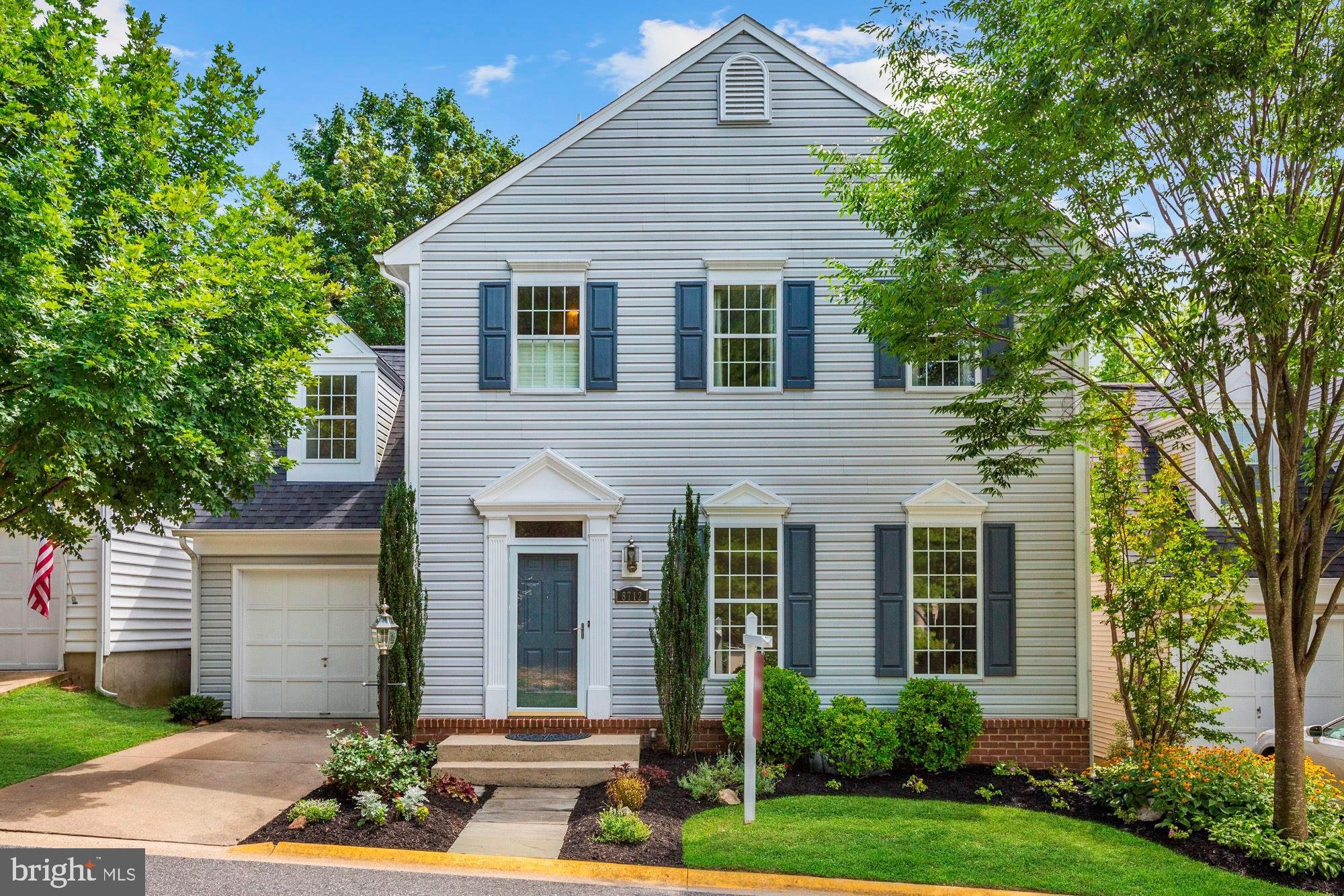 8712 LAUREL VALLEY LANE, GAITHERSBURG, MD 20886
