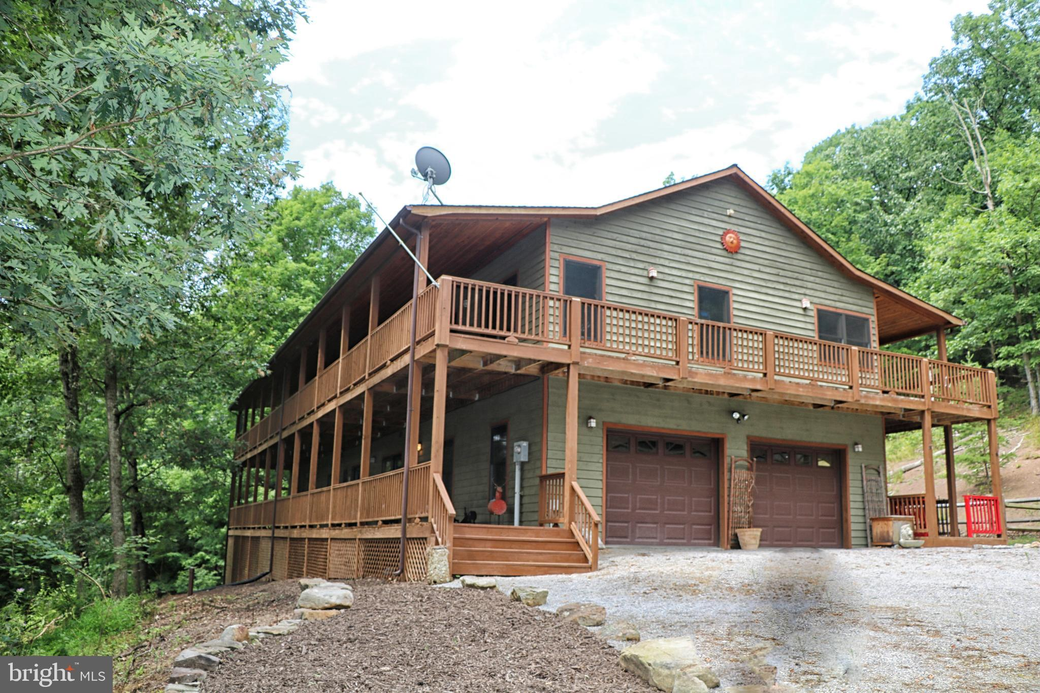 700 ROCKY BRANCH ROAD, BAKER, WV 26801