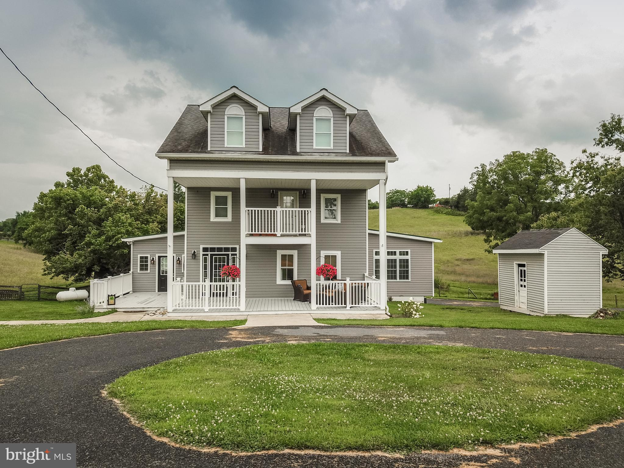 3525 OLD CHARLES TOWN ROAD, BERRYVILLE, VA 22611