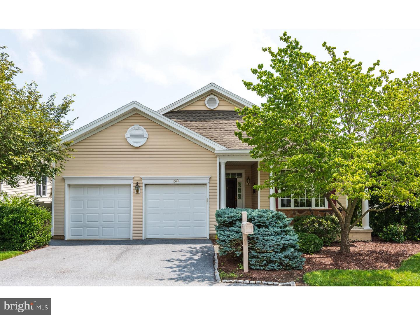 1512 Ulster Way West Chester, PA 19380