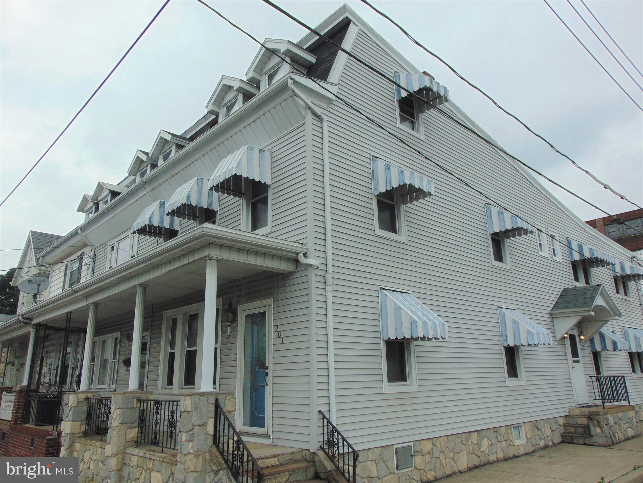 101 N FRONT, MINERSVILLE, PA 17954