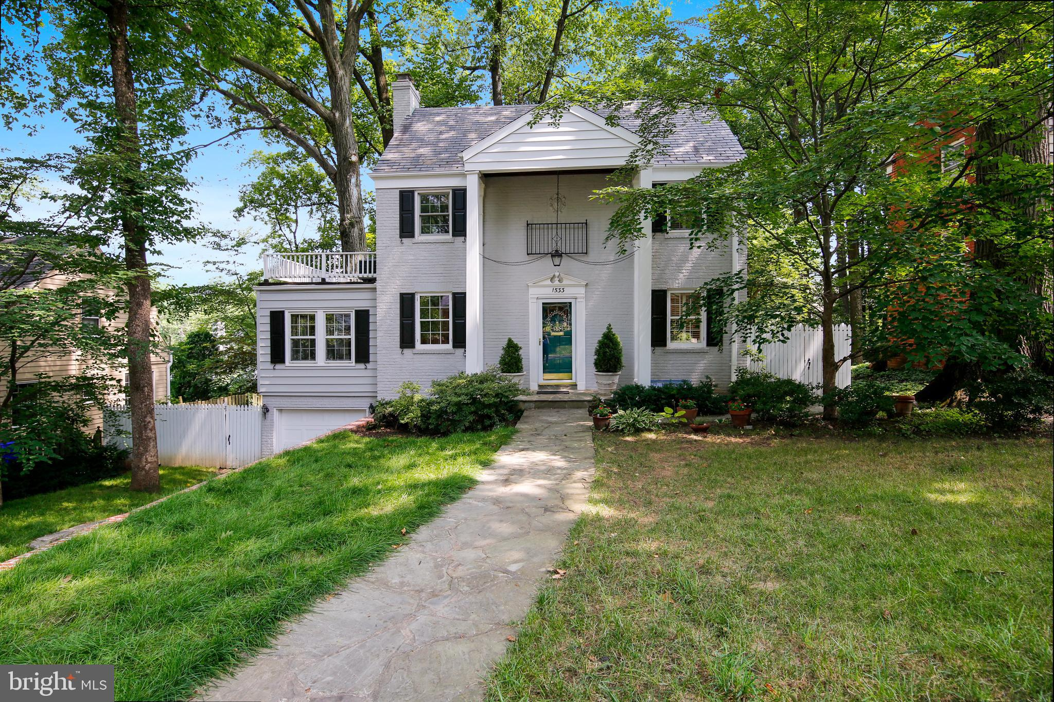 1533 RED OAK DRIVE, SILVER SPRING, MD 20910
