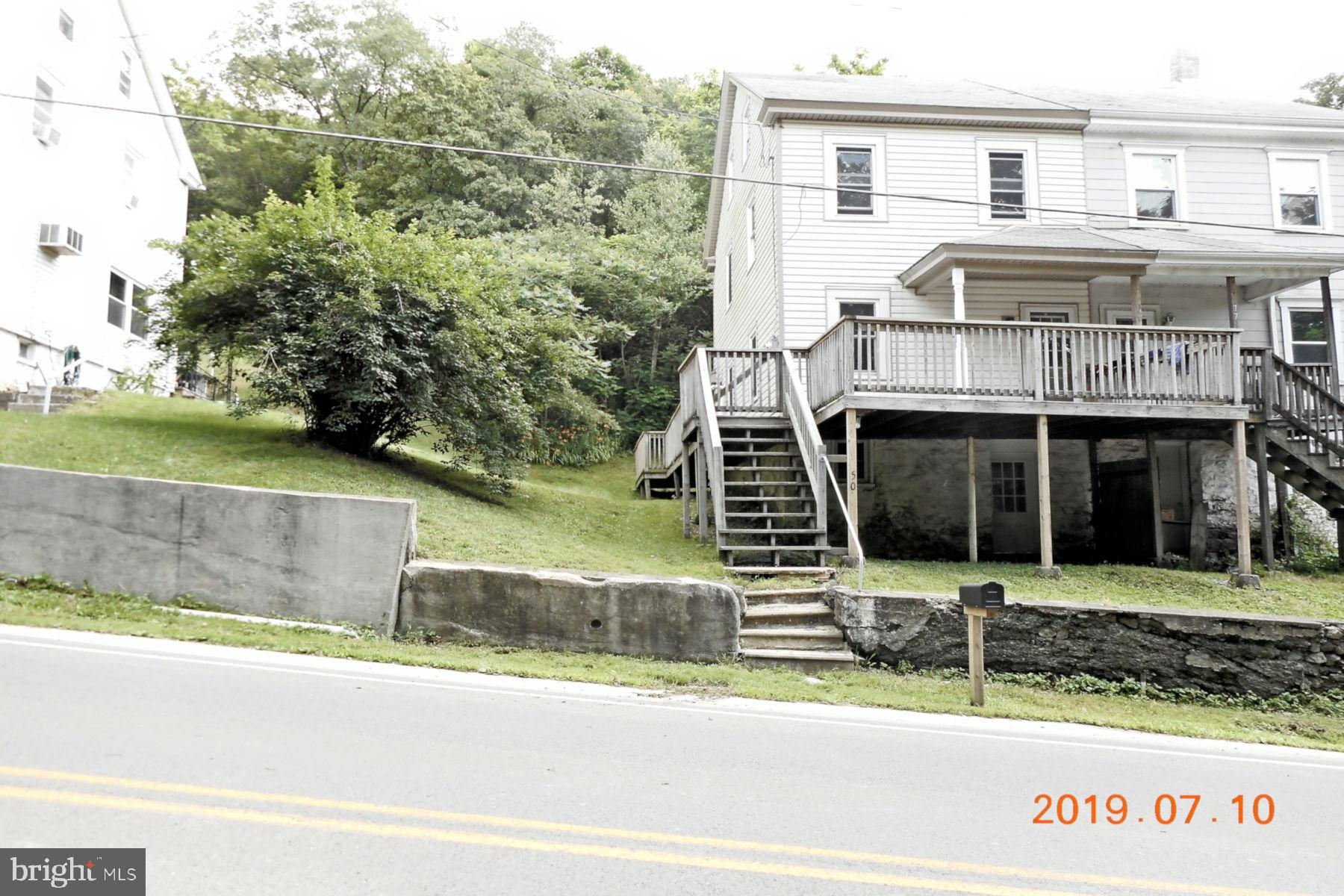 50 NEW MINES ROAD, BRANCHDALE, PA 17923