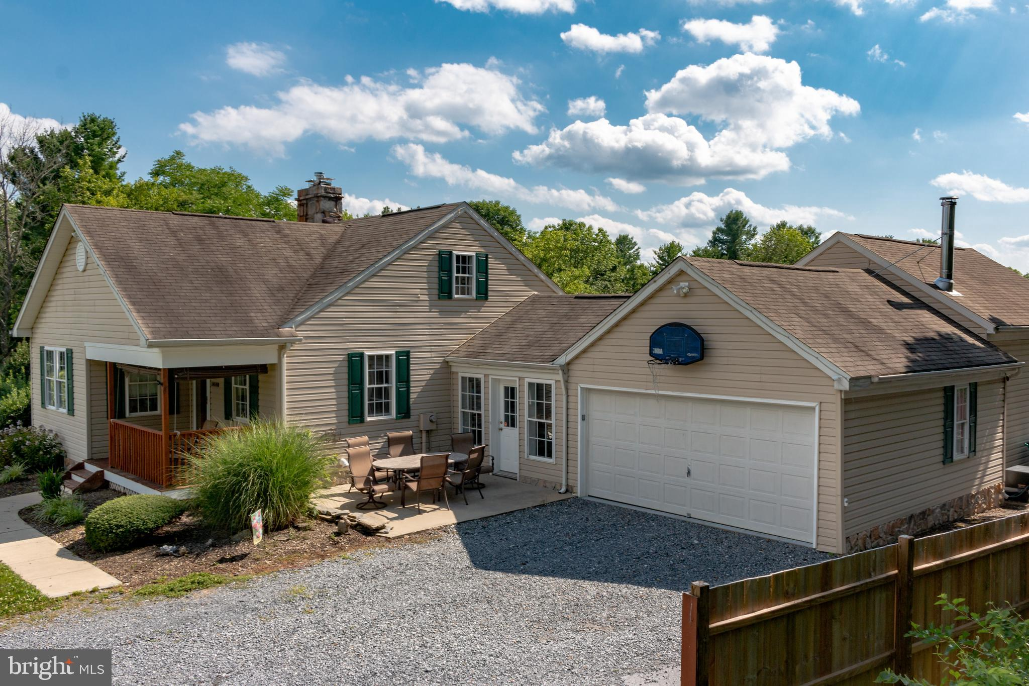 4024 PETERSVILLE ROAD, KNOXVILLE, MD 21758