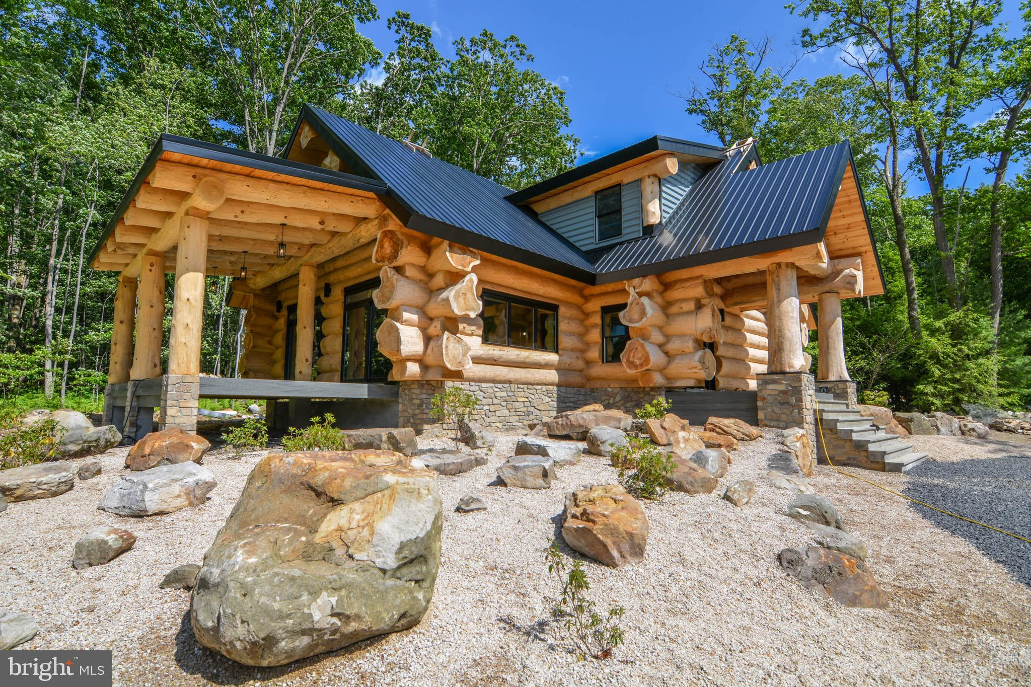 Log Homes Cabins For Sale Deep Creek Lake Homes For Sale