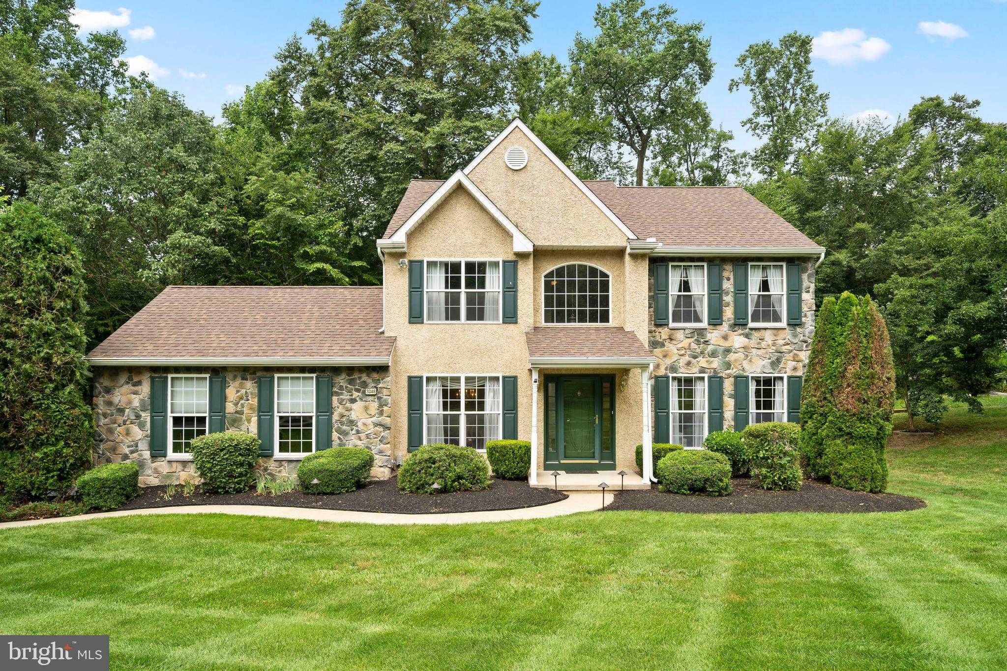 3248 CHARLES GRIFFIN DRIVE, GARNET VALLEY, PA 19061
