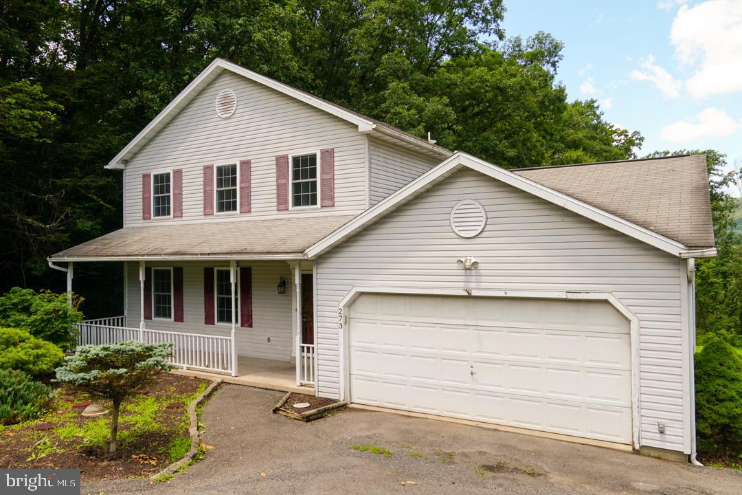 273 HILL ROAD, HEGINS, PA 17938