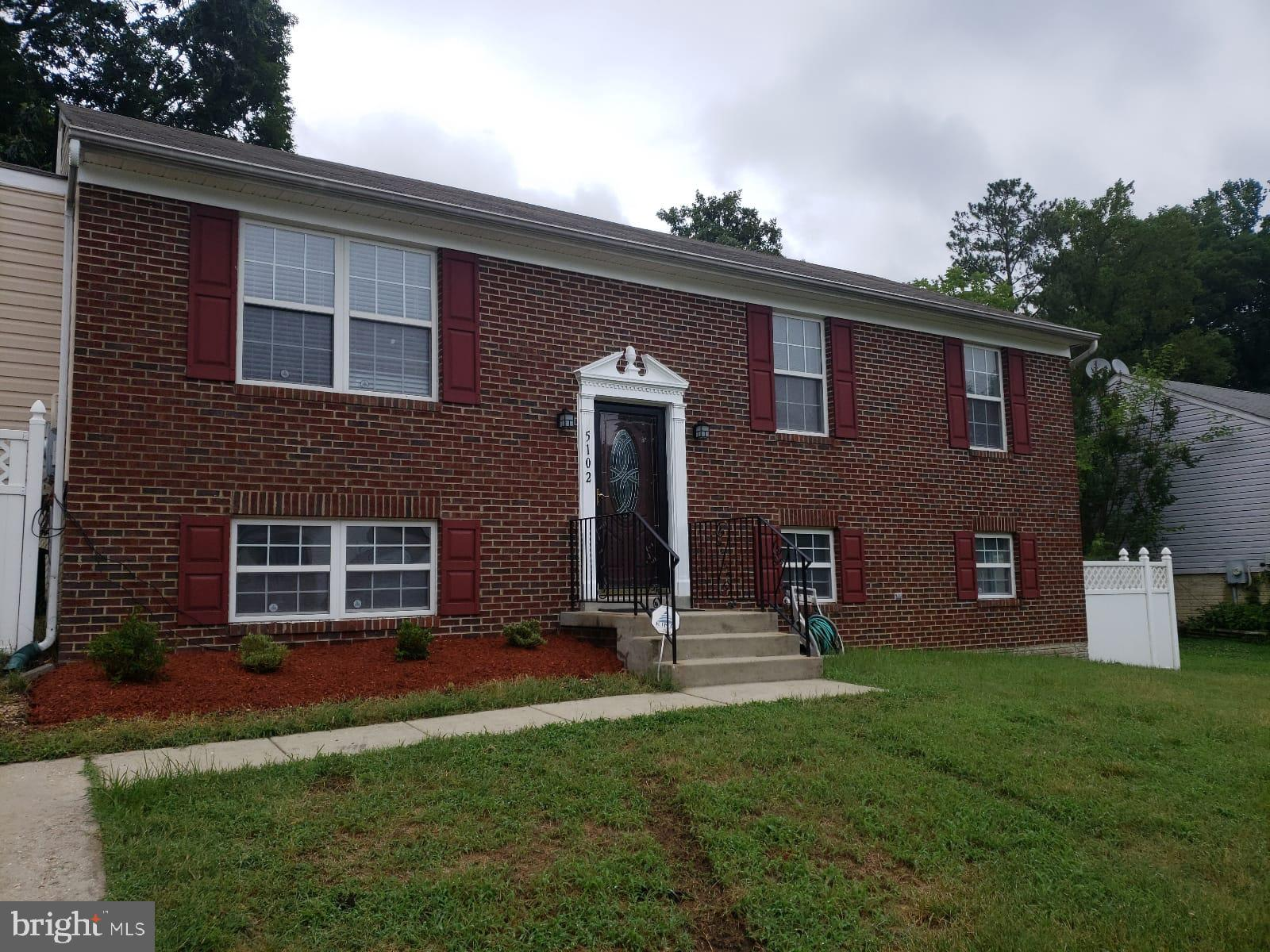 5102 LANSING DRIVE, TEMPLE HILLS, MD 20748