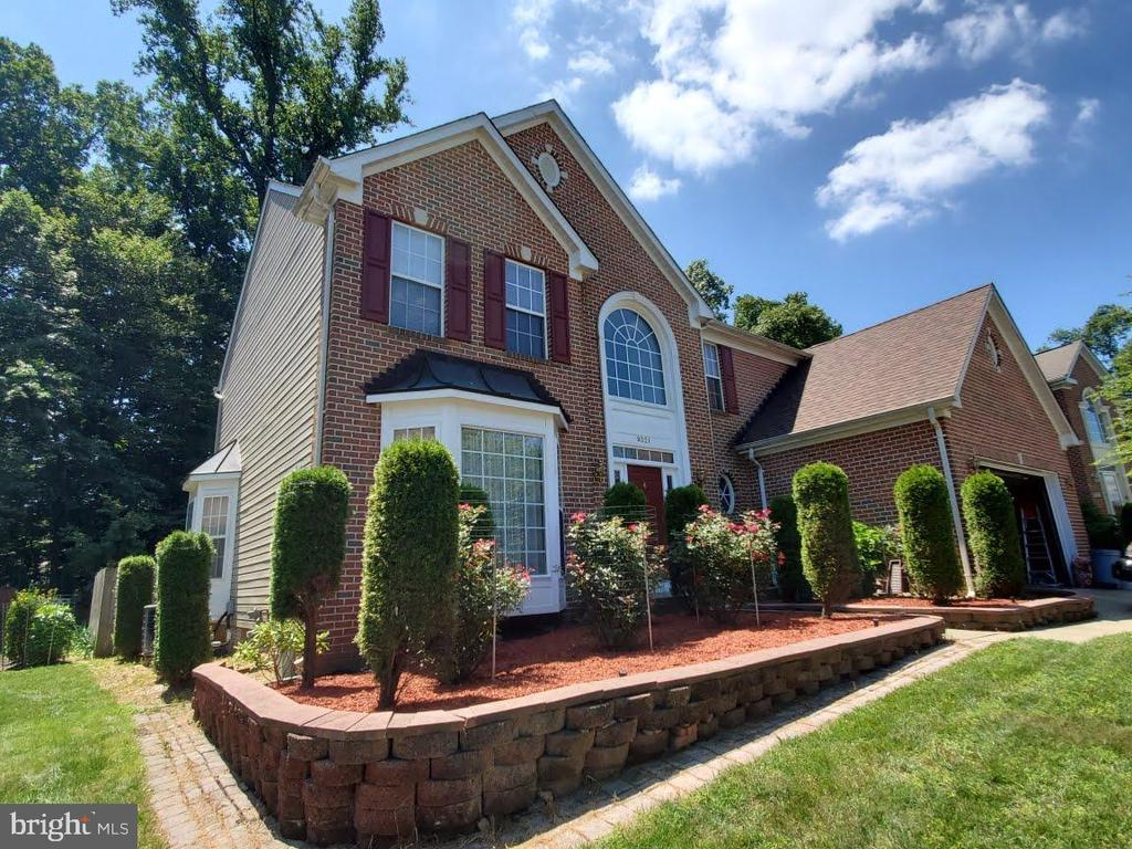HIGHLY MOTIVATED SELLER OFFERING $5,000 IN CLOSING COSTS ASSISTANCE AND A 0NE-YEAR HOME WARRANTY WITH A FULL PRICE OFFER! Beautifully maintained brick colonial in the desirable McDonogh Oaks community. Tree lined streets and an established garden oasis are awaiting your arrival. Home backs to trees. Grand 2-story foyer. BRAND NEW CARPET LR/DR, steps and upper level. Generous kitchen featuring stainless-steel appliances, granite counters and a morning room, with ceiling fan. The off-kitchen family room features high ceilings and a functional gas fireplace. Enjoy quiet mornings and evenings on the maintenance free deck as you admire the gardens of the backyard oasis. Large master bedroom with double-door entry, HUGE walk-in closet, soaking tub, stand-up shower and ceiling fan. NEW ROOF in 2018! Fully finished basement with full bath and walk-out to backyard.