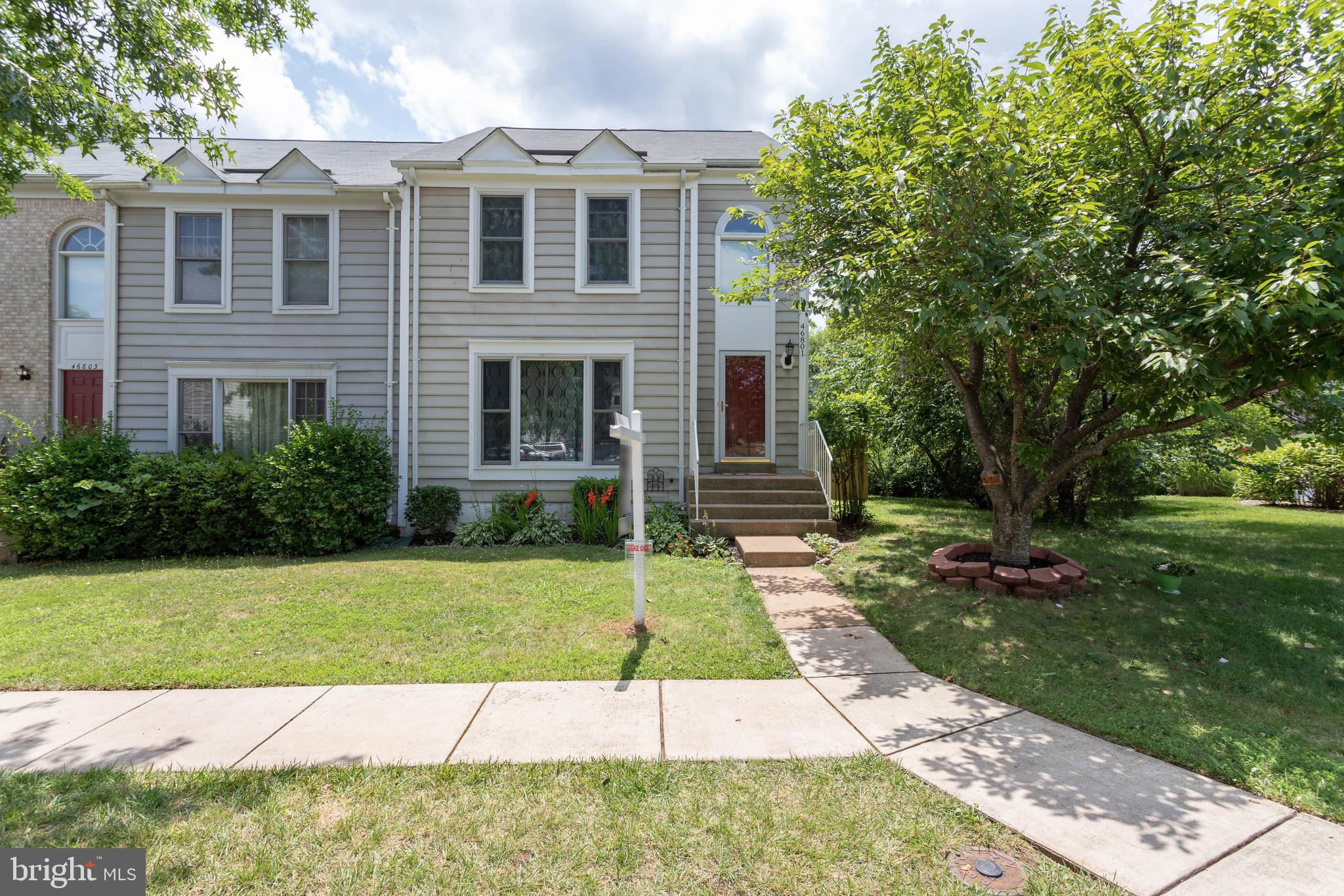 END UNIT 3 Level Townhouse backed to the Wooded Area. Over 70K worth of upgrades. Major renovation in the last 3 years including bathroom upgrades, Trex Deck and the Fence. New Kitchen Appliances 2018. 6 years old HVAC, 5 years old Roof and Windows. This house is A MUST SEE!