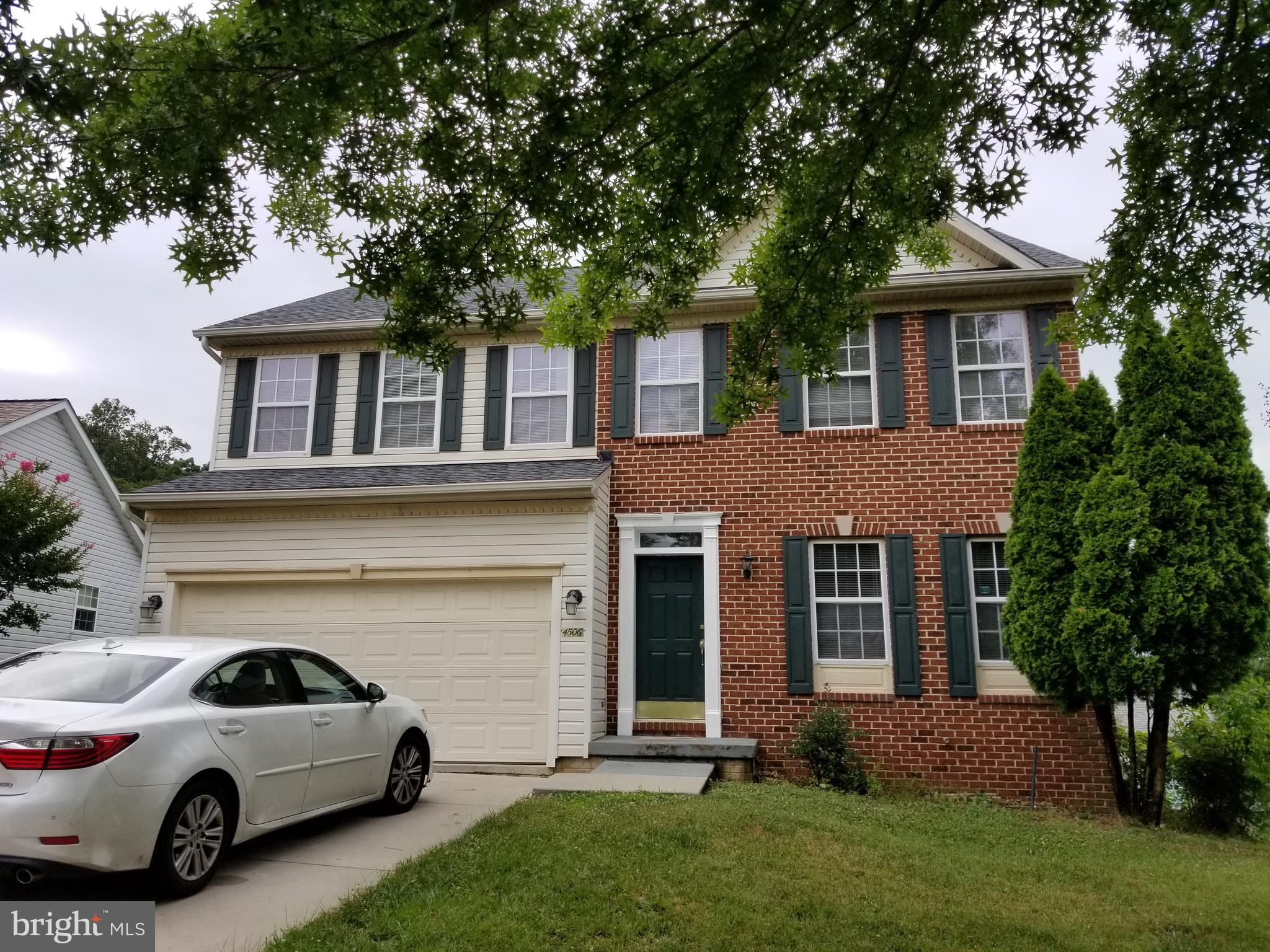 4506 KING GEORGE COURT, BALTIMORE, MD 21236