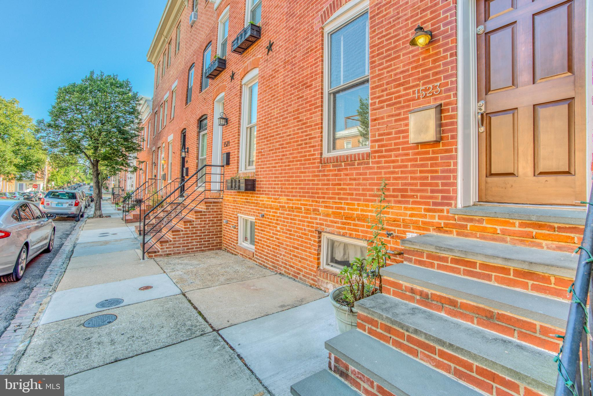 1523 William St, Baltimore, MD, 21230