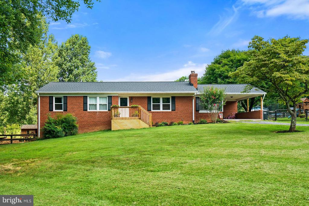 17185  LEE HIGHWAY, Fauquier County in CULPEPER County, VA 20106 Home for Sale