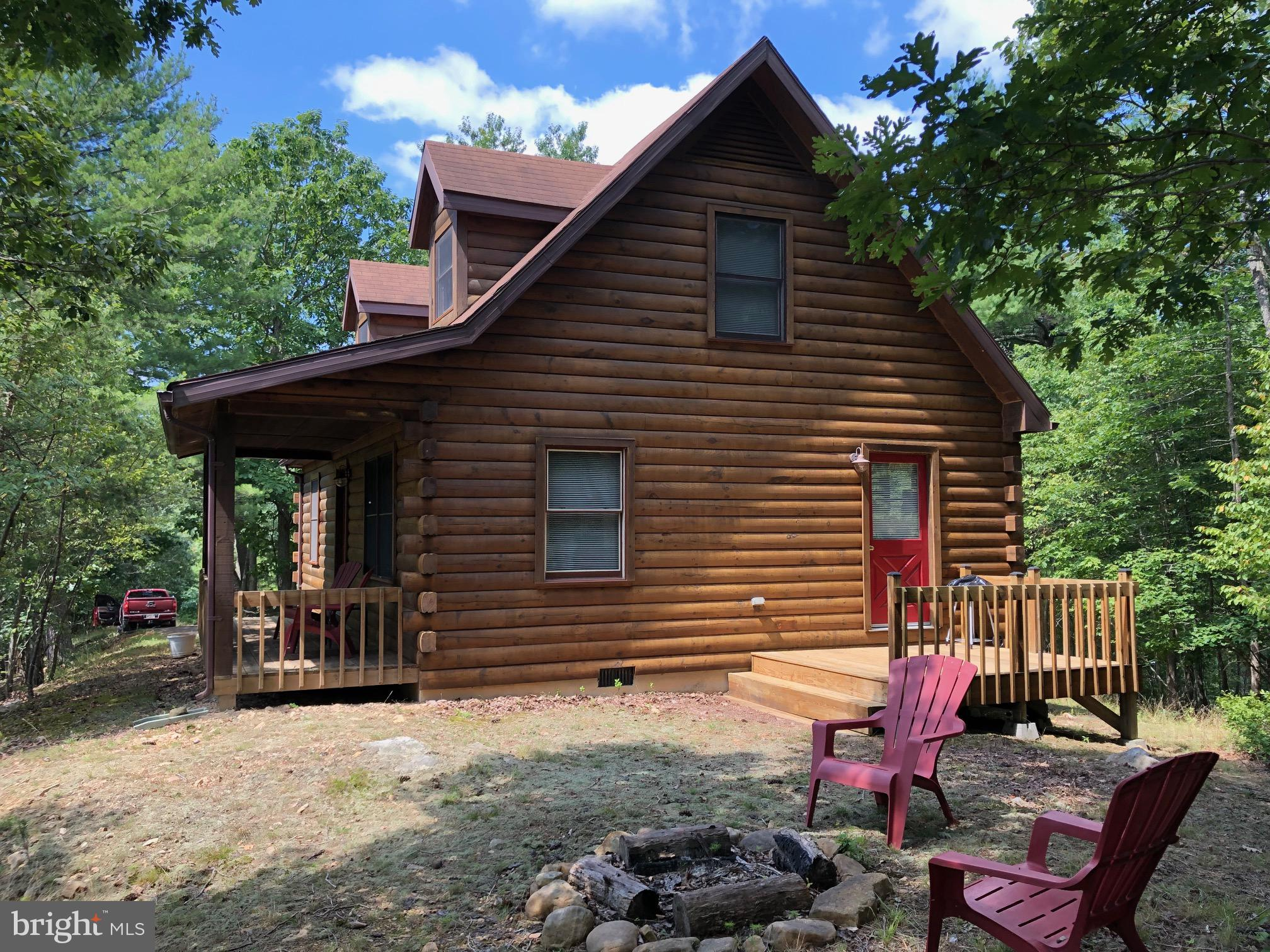 275 CENTER RIDGE ROAD, GREAT CACAPON, WV 25422