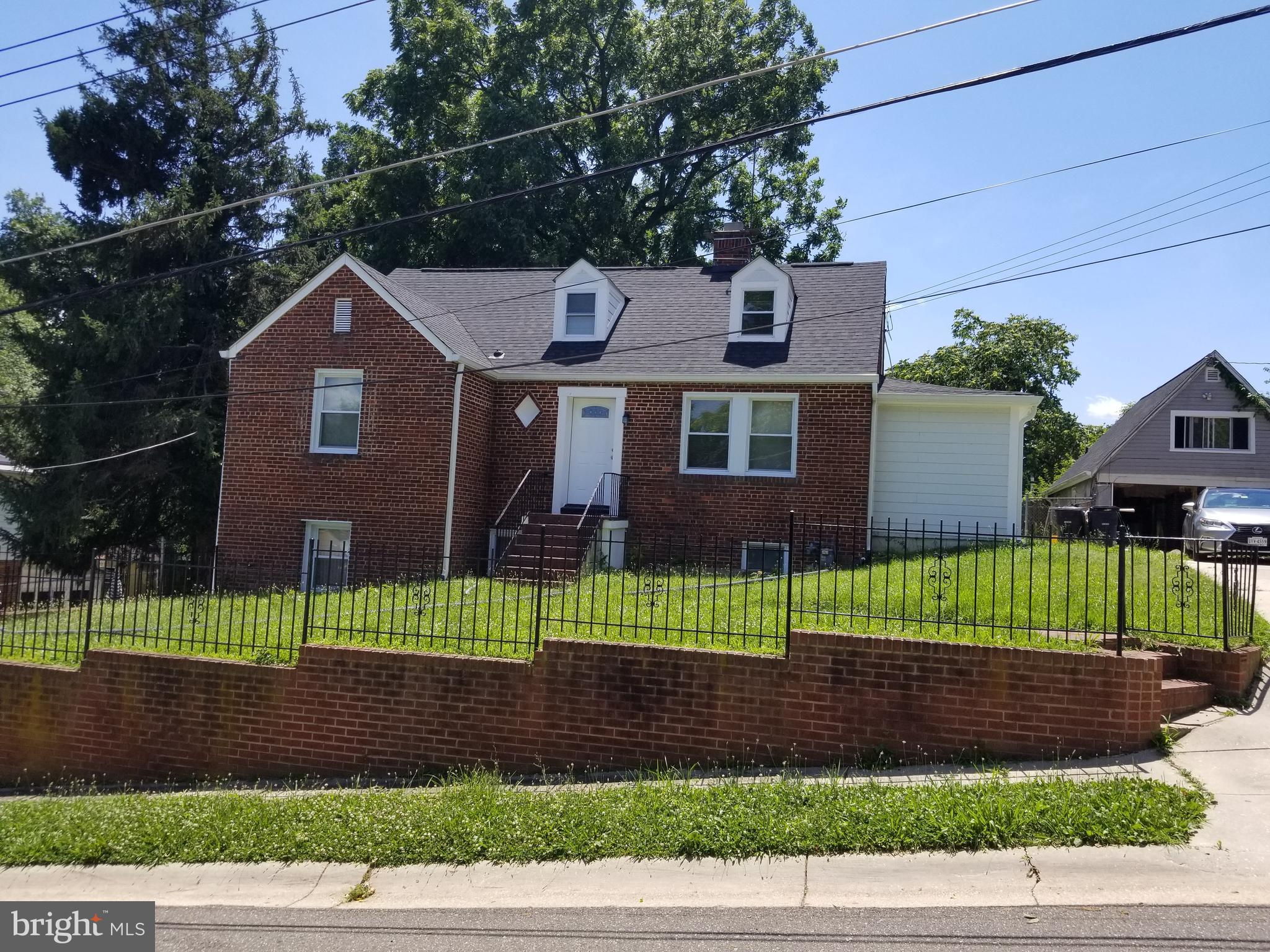 4203 BYERS STREET, CAPITOL HEIGHTS, MD 20743