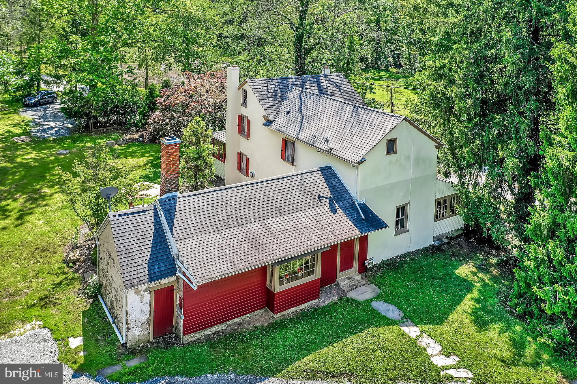 662 BERTOLET MILL ROAD, OLEY, PA 19547