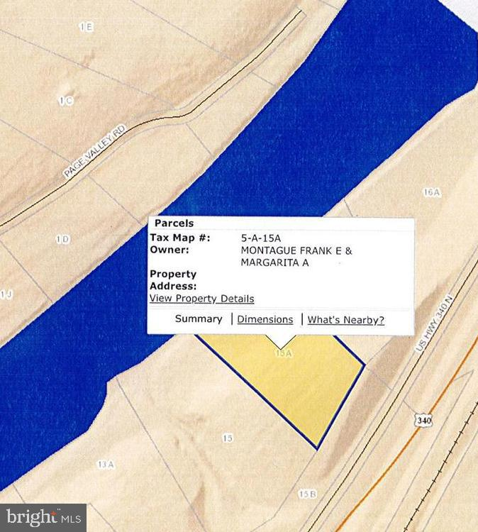 STONEWALL JACKSON HIGHWAY LOT 15A, RILEYVILLE, VA 22650