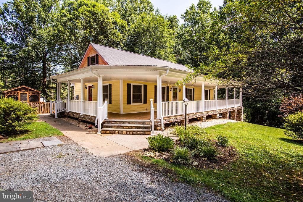 2207  HERITAGE WOODS LANE, Fauquier County, Virginia
