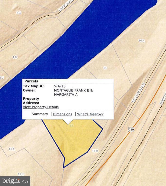 STONEWALL JACKSON HIGHWAY LOT 15, RILEYVILLE, VA 22650