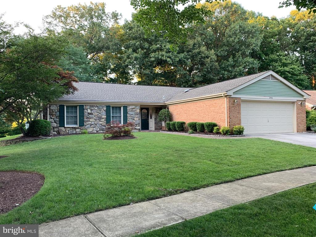 2552 W COURSE DRIVE, Annapolis in ANNE ARUNDEL County, MD 21401 Home for Sale