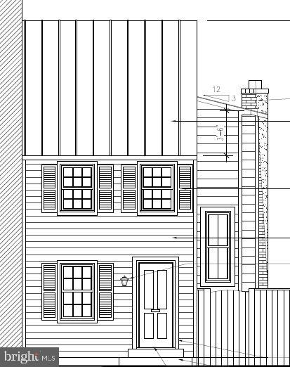 Building Permits Approved and Ready to Build for a rear 2 level addition a total home size of 2260sqft, 3 bedrooms, 2.5 bathrooms on 2 levels. Large lot with parking for two cars side by side, back yard and side terrace garden. Zoning changed from CL to RM to allow for a larger single family residence. Plans and permits available and included in sale. The Original historic structure cannot be completely torn down, so that must be renovated and then new addition in rear built.