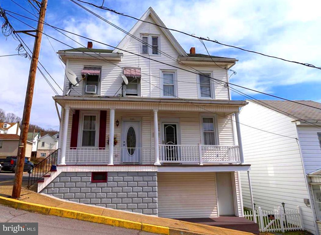 1121 N FRANKLIN STREET, SHAMOKIN, PA 17872