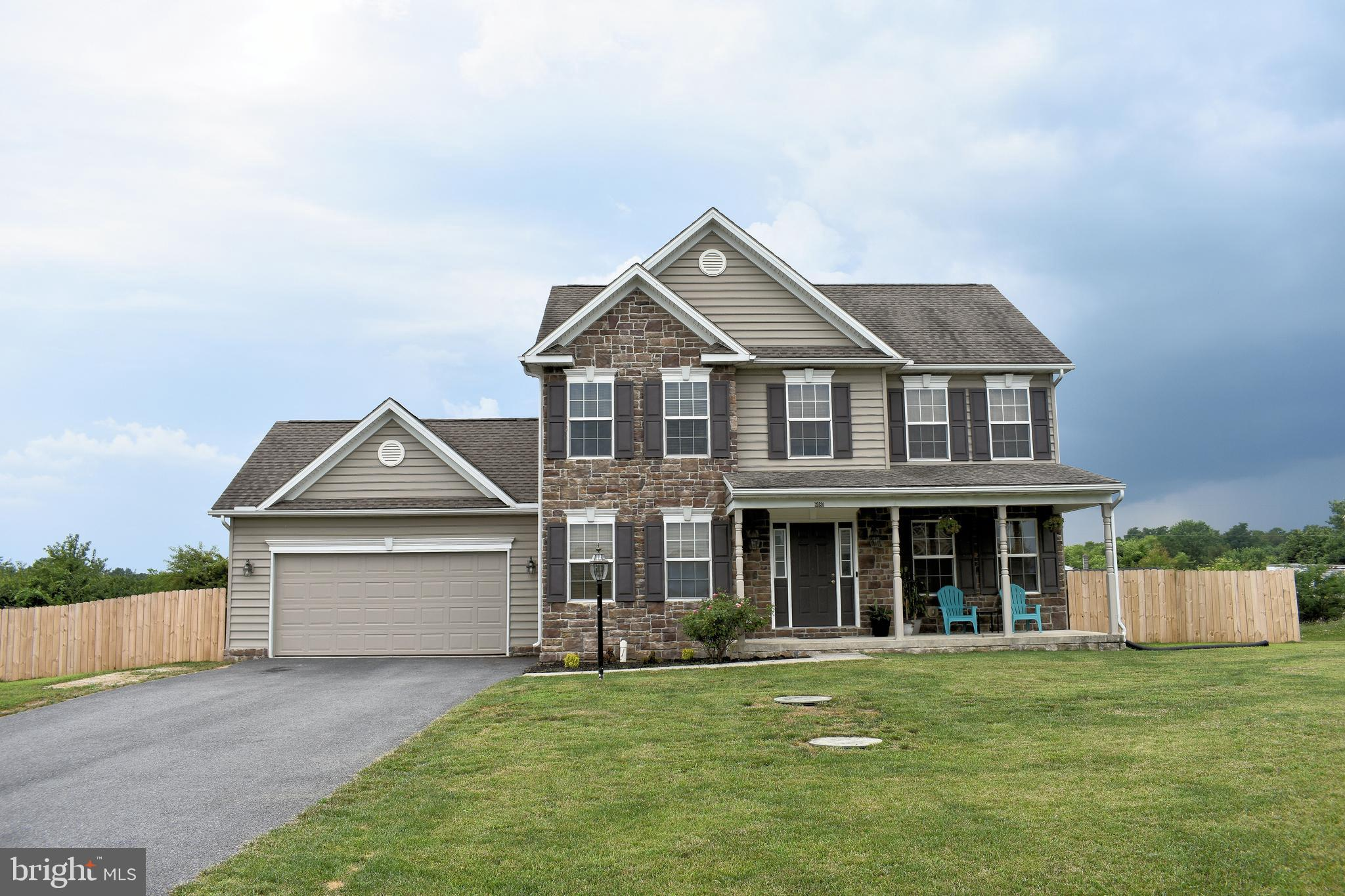 6080 BETTEKER LANE, SAINT THOMAS, PA 17252