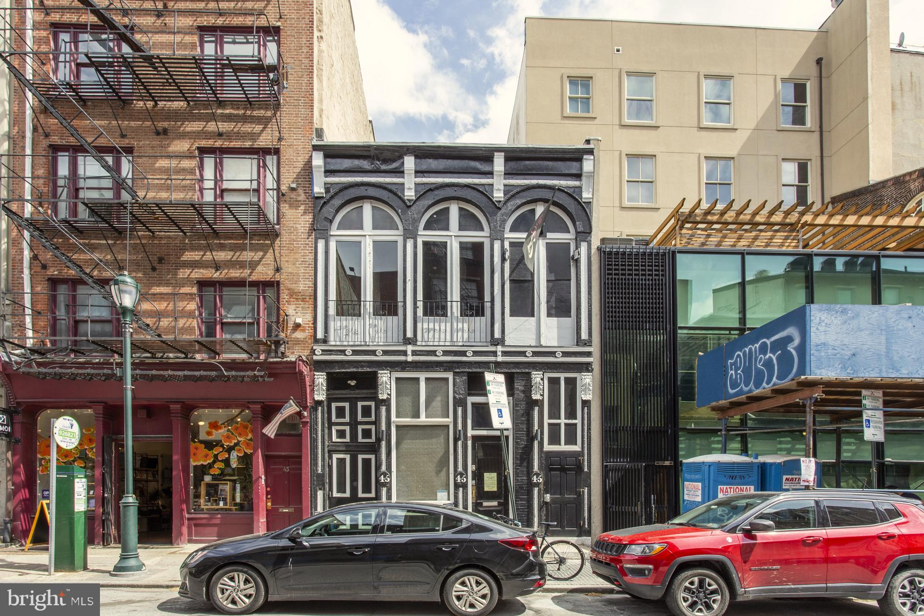 45 S 3RD St, Philadelphia, PA, 19106