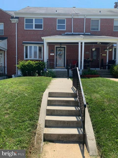 This Baltimore charm could be yours. Traditional layout with living room, dining room and kitchen on main level. Three bedrooms and a bathroom upstairs.  Finished basement with washer & dryer. Usable attic. Roof only 3 years old. Located next to Morgan State University & Good Samaritan Hospital.
