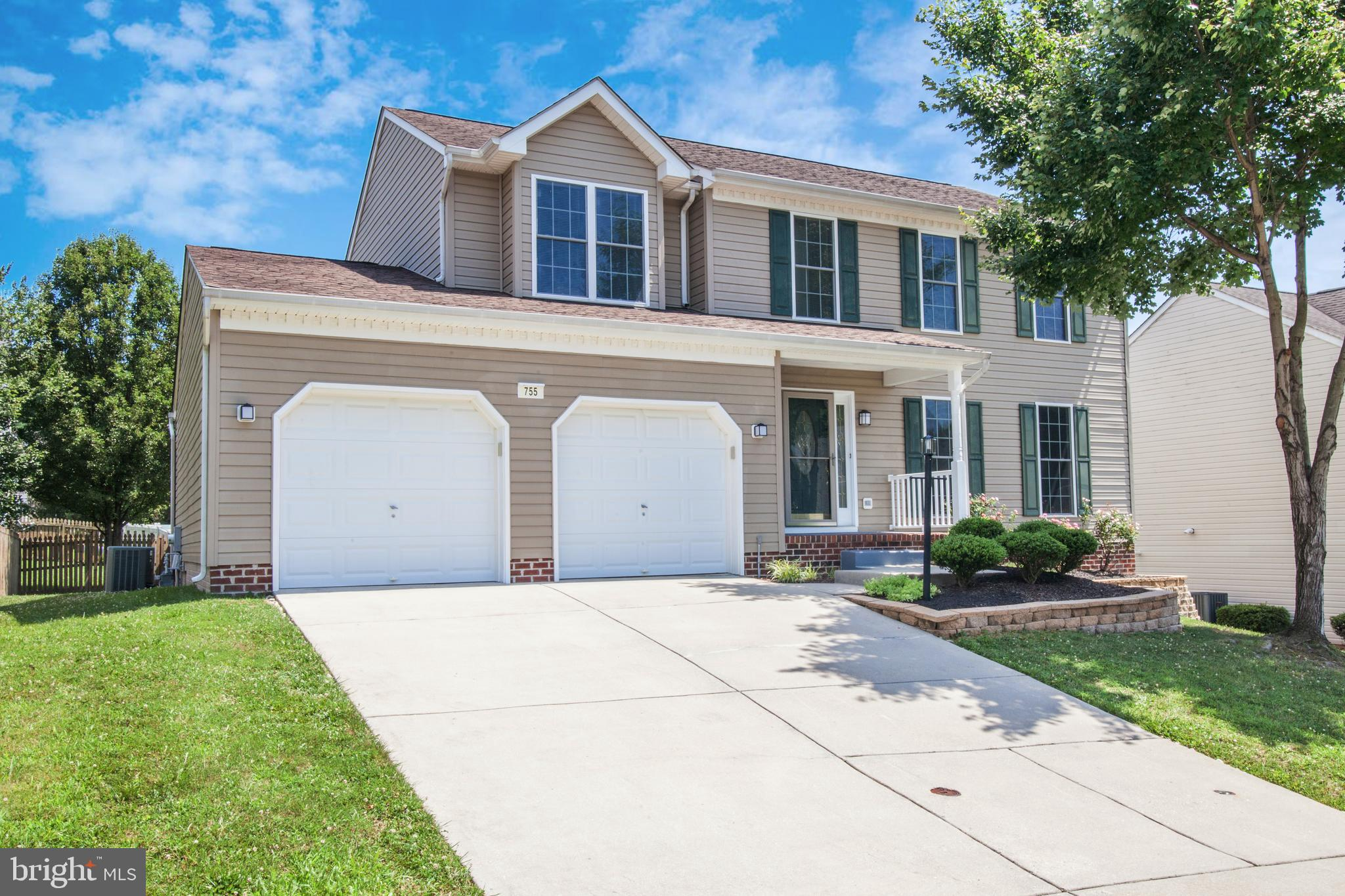 755 CONCORD POINT DRIVE, PERRYVILLE, MD 21903