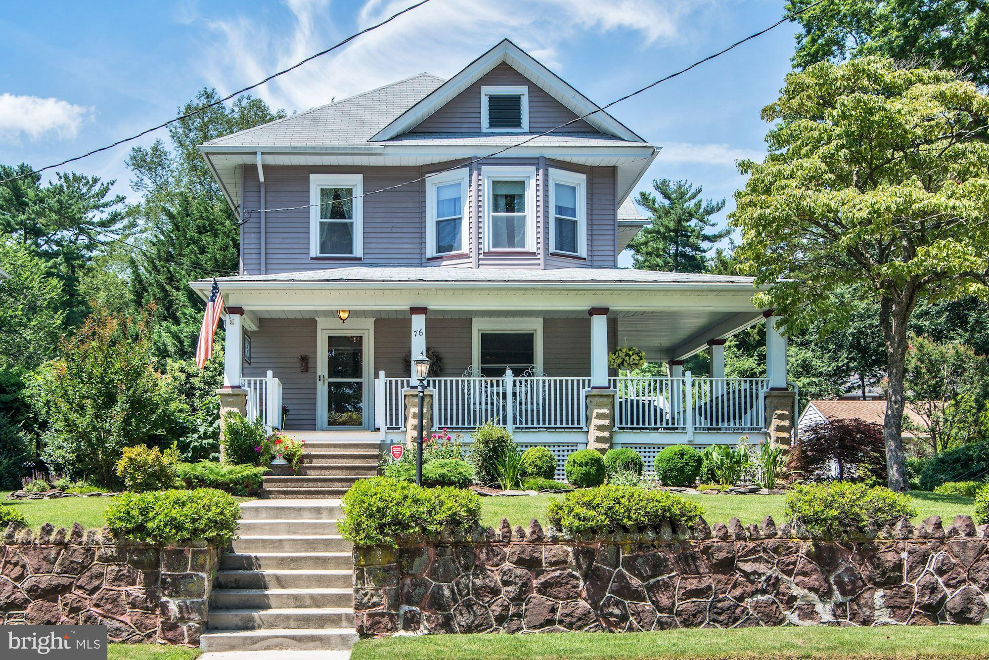 76 COLONIAL AVENUE, PITMAN, NJ 08071